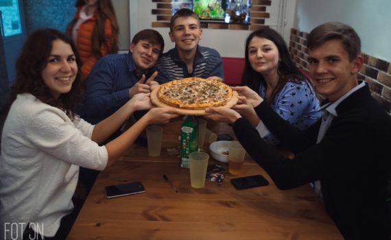 Пиццерия Пиццаслэк Тверь